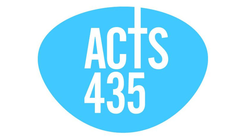 Acts 435 logo