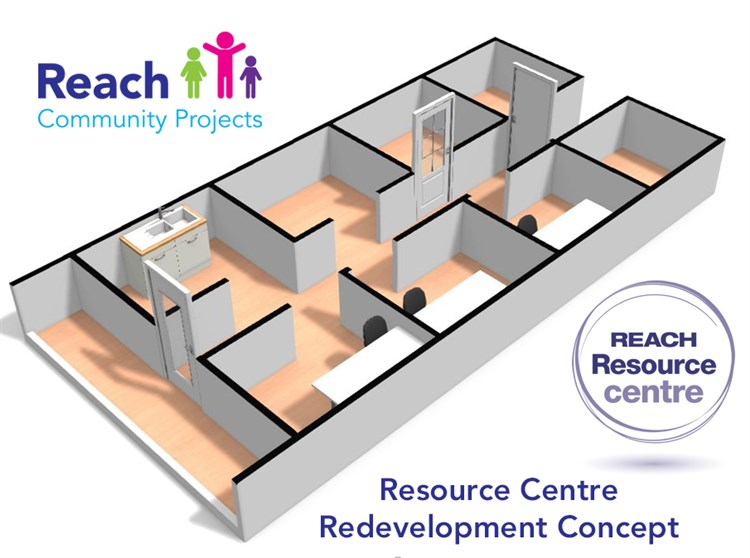 Resource Centre Layout Picture