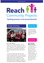 Reach - October 2018 Newslette